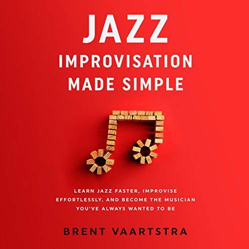 Couverture de Jazz Improvisation Made Simple