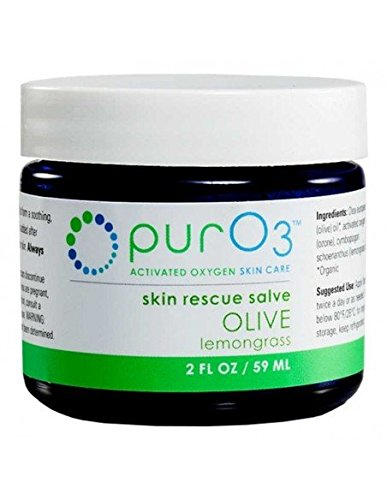PurO3 Ozonated Organic Olive Oil Lemongrass (PurO3 Ozonisiertes organisches Olivenöl Zitronengras)