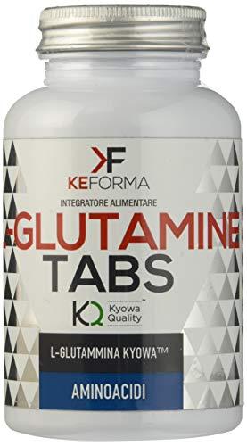 Keforma L-Glutamine Tabs - 100 compresse