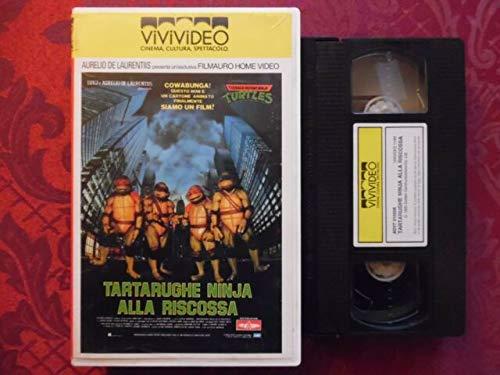 Tartarughe Ninja alla riscossa (VHS - VIDEOCASSETTA)