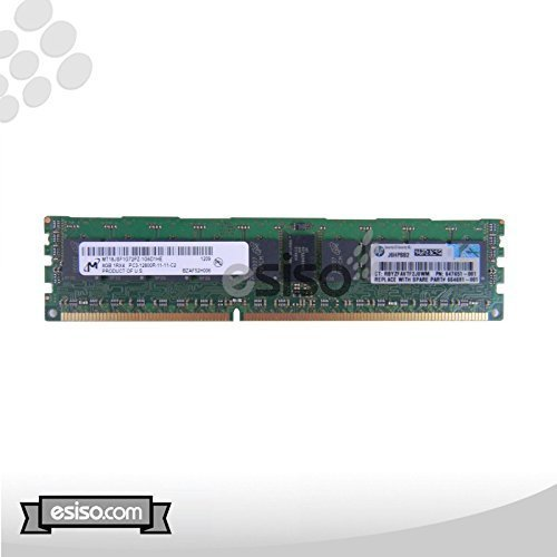 HP 32GB( 4 X8GB) Kit 8GB 1RX4 DDR3 SDRAM PC3-12800R 1600MHz 1.5V ECC Registered Memory Module (Renewed)