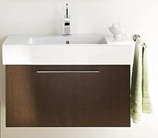 Duravit FO957201313 FO vanity unit for Vero 032985 462x800 Americ Walnut, Large - LTL, American