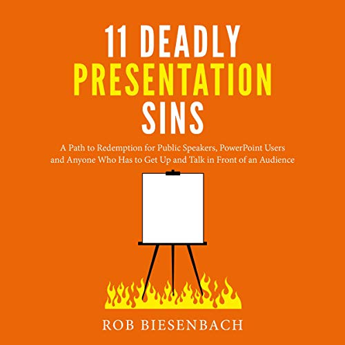 11 Deadly Presentation Sins cover art