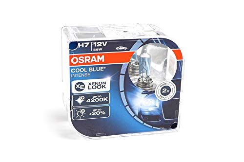 OSRAM 64210CBI-HCB Glühlampe, White, H7, Set of 2