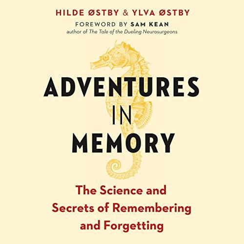 Adventures in Memory audiobook cover art