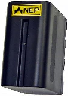 FLOLIGHT カメラアクセサリー マイクロビーム用オプション NEP ソニー型Li-ionバッテリー BL-F970A 253960