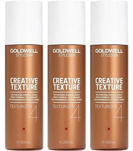 Goldwell 3 er Pack Goldwell Stylesign Texturizer 200ml