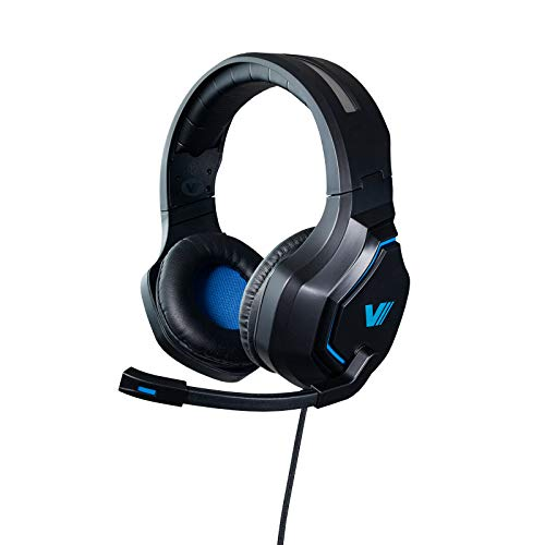 Numskull Multi-Format Gaming-Headset mit Mikrofon für PS4, Xbox One, & PC