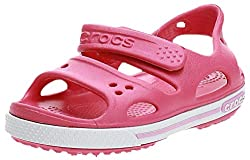 Top 10 Best Water Shoes for Kids on Amazon featured by top Hawaii travel blog, Hawaii Travel with Kids: crocs Crocband II for toddlers