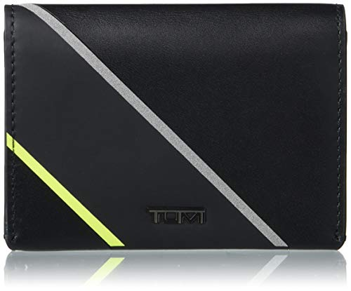 TUMI - Nassau Gusseted Card Case Wallet with RFID ID Lock for Men - Multicoloured - ONE_SIZE