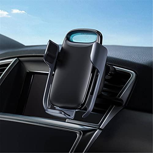 HLVU Soporte para Teléfono para Automóvil con Rotación De 360 ° Soporte para Teléfono De Automóvil