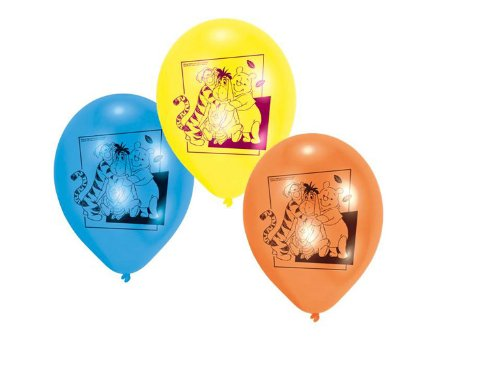 amscan Riethmüller GmbH Luftballons - Disney Winnie Pooh