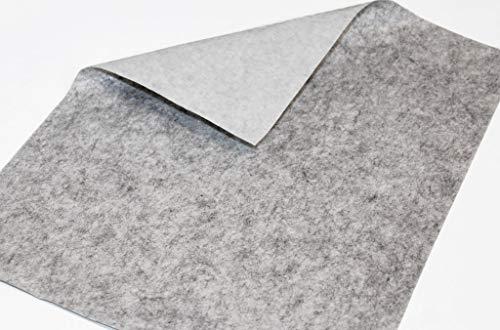 Antikondensvlies, 20 m (24 m²) Antikondensat zum Nachrüsten, gegen Schwitzwasser bei Profilblech