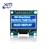 "1PCS 1.3"" OLED module blue color SPI 128X64 1.3 inch OLED LCD LED Display Module For 1.3"" SPI Communicate D14 For Arduino"