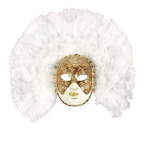 Widmann dames masker meerkleurig, 04731