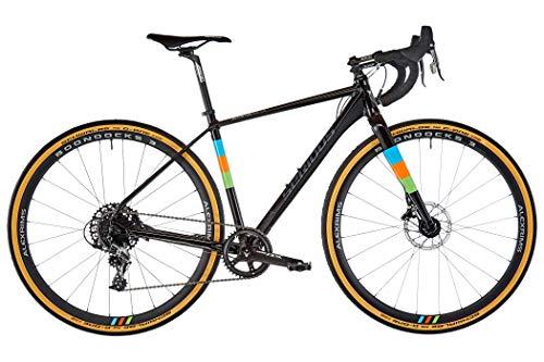 SERIOUS Grafix Elite Black/Rainbow Rahmenhöhe XS | 44cm 2020 Cyclocrosser