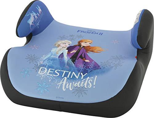 Osann 104-141-754 Kindersitzerhöhung Topo Luxe ECE Gruppe 2/3 (15-36 kg), Sitzerhöhung für Kinder mit Armlehnen, Disney Frozen 2