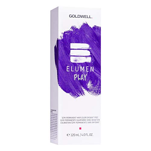 Goldwell Elumen Play Semi-Permanente Haarfarbe Tönung - Violet 120ml