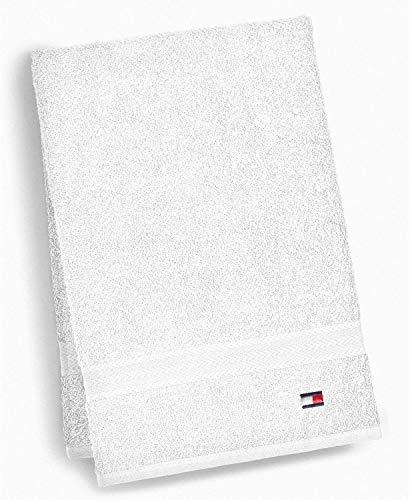 Tommy Hilfiger All American II Handtücher, Baumwolle, Weiß, 16 x 26 inch