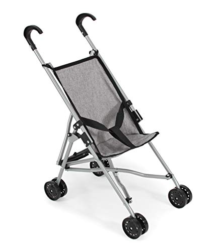Bayer Chic 2000-Mini-Buggy Funny, Color Gris Mezclado (600 19)