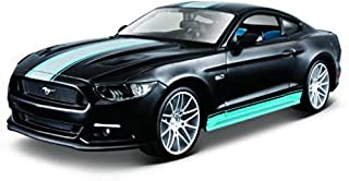 Maisto All Stars Assembly Line 2015 Ford Mustang Diecast Model Kit Vehículo (escala 1:24)