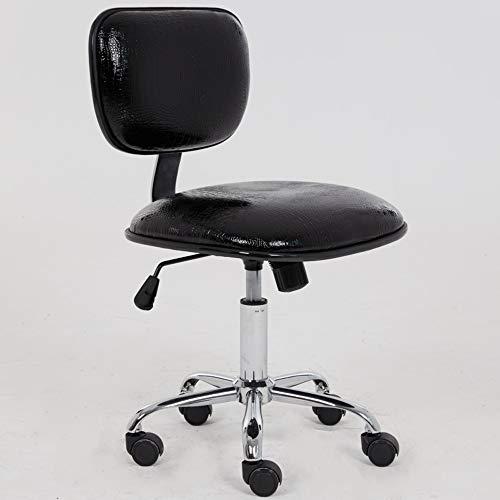 DFMD bureaustoel/managersstoel, waterdicht, van PU-kunststof, ergonomisch, draaibaar, voor thuis