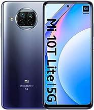Xiaomi Mi 10T Lite 5G - Smartphone 6+64GB, 6,67 FHD+ DotDisplay, Snapdragon 750G, Cámara cuádruple de 64 MP con IA, 4820 mAh, Azul Atlántico (Versión oficial)