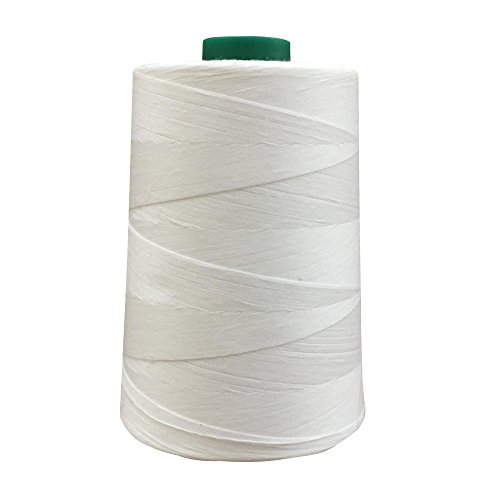 Perma Core Poly-wrap Poly Sewing Thread Tex-40 6,000 Yds (White)