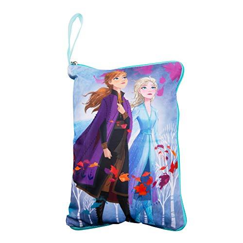 Disney 262FZO01E Kussen Frozen 2 met Opbergvakken: 26X18X9 cm