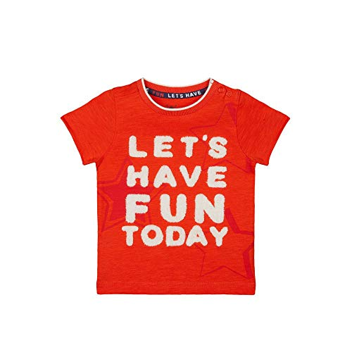 Mothercare Unisex baby Mb Rp Have Fun Today Tee Ss T-shirt