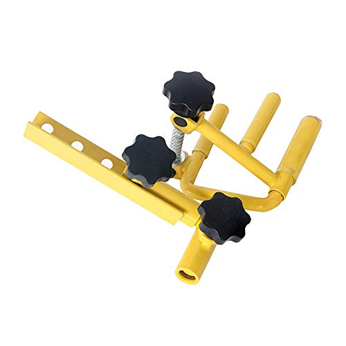 Huntinghome Archery Parallel Universal Bow Vise, Adjustable Metal Compound Bow Target Tool Hunting Shooting Professional Equipment Accessories