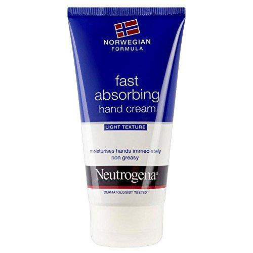 Neutrogena Formule Norvégienne rapide Crème pour les mains absorbant (75ml) - Paquet de 6