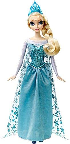 Disney Princess CJJ10 - Frozen - Elsa Canta con Me