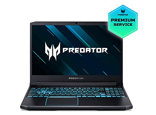 Acer Predator Helios 300 39,6 cm (15,6 inch) FHD IPS Slim Bezel LCD, Intel Core i7-9750H, 16 GB RAM, 1024 GB SSD, NVIDIA GeForce RTX 2060 6 GB) Qwerty Spaans