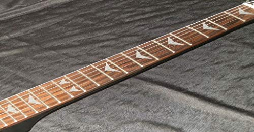 potente comercial diapason guitarra eléctrica pequeña
