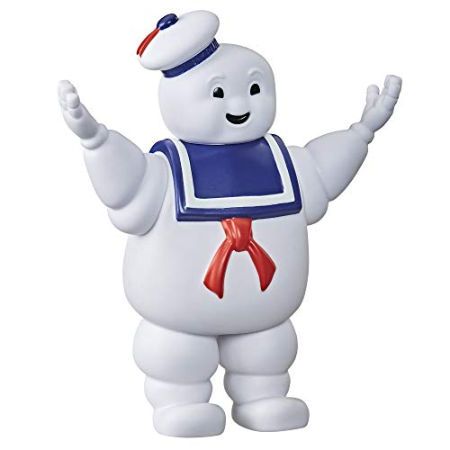 Ghostbusters - Stay Puft Marshmallow Man (Action Figure da collezione con accessori a marchio Kenner Classics Retro)