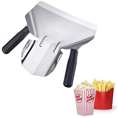 Best Prices! Popcorn Fries Shovel with 2 Handles
