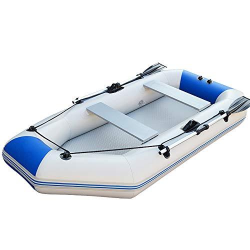 Battitachil opblaasbare kano 2,3 meter 3-4 personen visboot motor opblaasbare boot kajak aangrijpboot verbeterde rubberboot dikker harde bodem visboot kajak toutdoor rubberboot