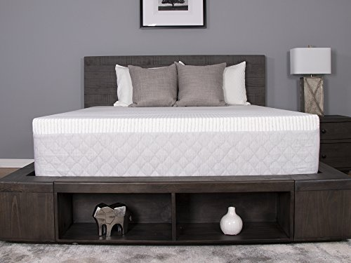 Ultimate Dreams Twin Size Supreme Gel Memory Foam Mattress