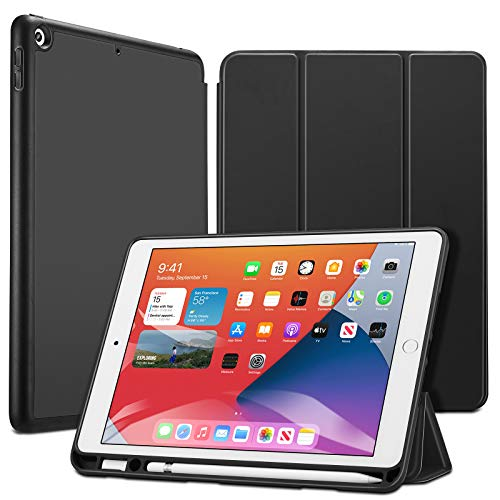 ESR - Funda compatible con iPad 8/7 (8e Gén 2020/77, Gén 2019)...