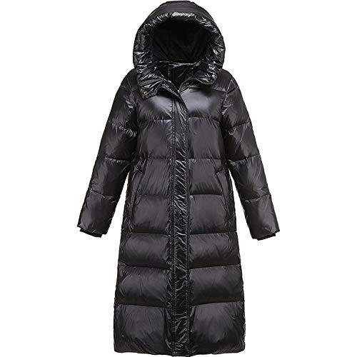 JYDJ 90% weiße Ente Daunenjacke Frauen Winterjacke Langen dicken Mantel für Frauen mit Kapuze Daunenparka warme weibliche Kleidung wasserdicht