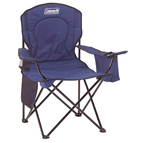 Best coleman cooler quad camping chair for 2020
