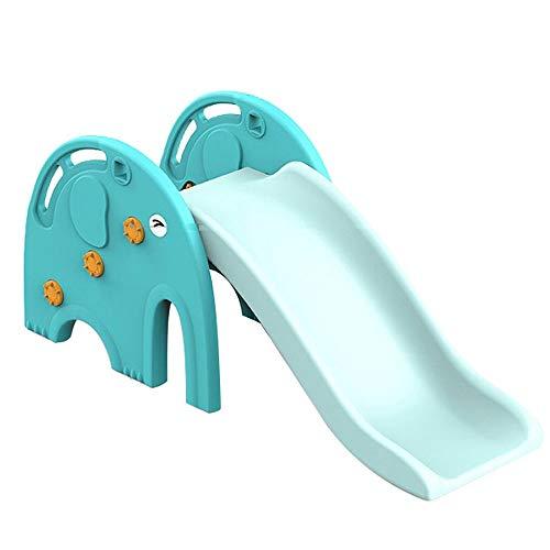 Tobogán Infantil Interior Hogar Bebé Combinación Multifuncional Al Aire Libre Jardín Escalada Tobogán Material De Protección Ambiental Grueso Y Estable (Color : A)