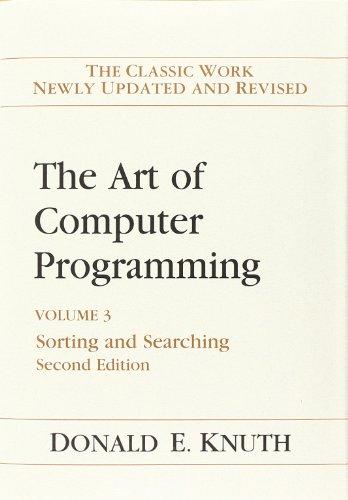 Art of Computer Programming, Volumes 1-4A Boxed Set, The (Box Set)