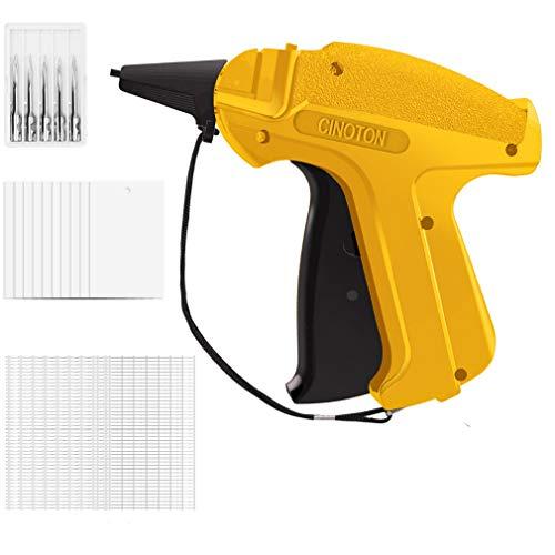 CINOTON Clothes Tagging Gun, Tag Gun for Clothing with 1500 pcs 2