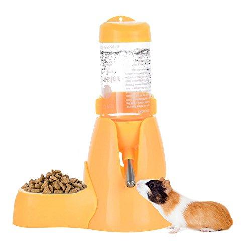 ShareWe Bottiglia d'Acqua Animali Distributore Automatico di Acqua per Roditori Coniglietto Ferret Criceti Porcellini d'India Animali Domestici