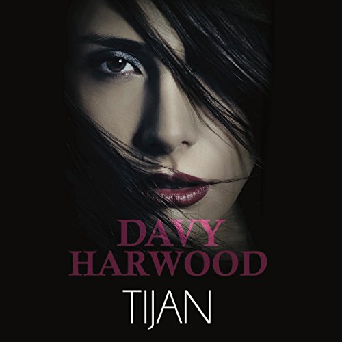 Davy Harwood audiobook cover art