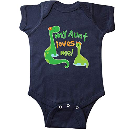 i love my aunt baby clothes - 7