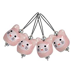 Cute cat set of 12 stitch markers from KnitPro found on Amazon.com