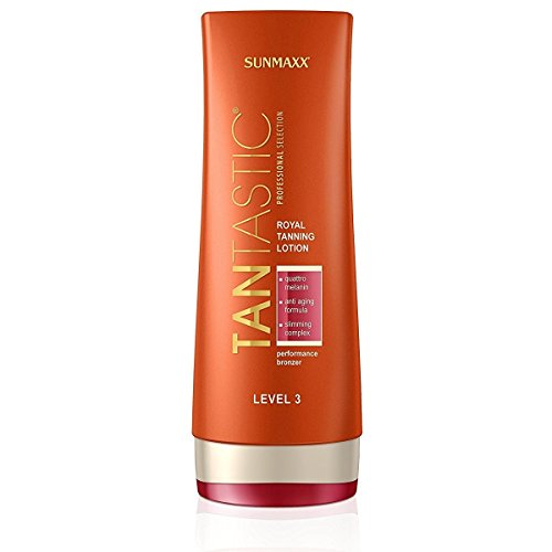 Sunmaxx Tantastic Royal Tanning Lotion Level 3 Solariumkosmetik 200 ml